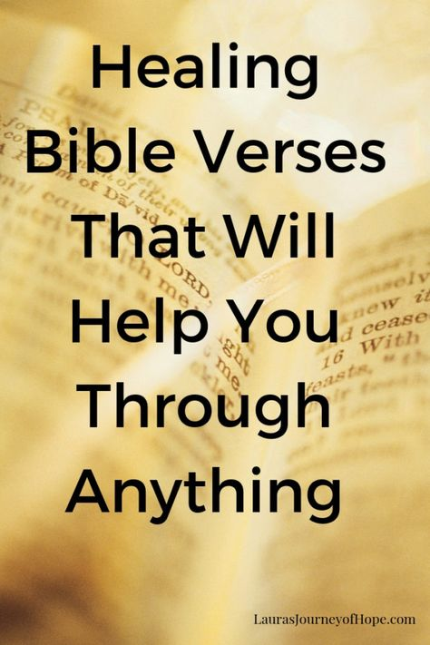 Healing Verses are found throughout the Bible. Here is just a list of some of the verses about healing. Healing Scriptures Bible, Healing Verses, Prayers For Healing, Prayer Scriptures, Bible Prayers, Faith Prayer, Prayer Quotes, Scripture Verses, Bible Verses Quotes