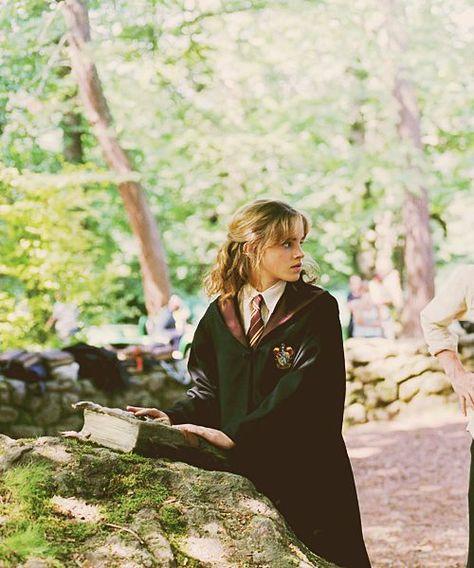(100+) hogwarts | Tumblr | Harry potter hermione, Harry potter cast, Harry james potter
