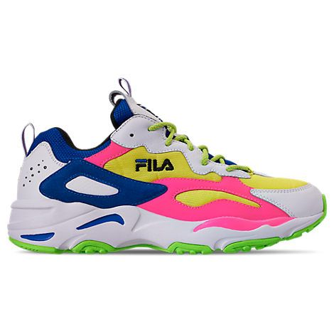 FILA MEN'S RAY TRACER 90S QS CASUAL SHOES. #fila #shoes
