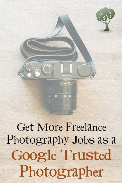 Google hires freelance photographers to work from home