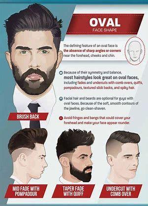 Image Result For Haircut For Men Over 40 With Oval Faces Gaya Rambut Pria Ide Potongan Rambut Potongan Rambut Pria