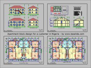 Small Apartment Block Nigeria Png 960 720 Small Apartment Building Design Apartment Floor Plans Residential Architecture Apartment