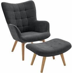 Sessel Mit Hocker Sessel Mit Hocker Armlehnen Sessel