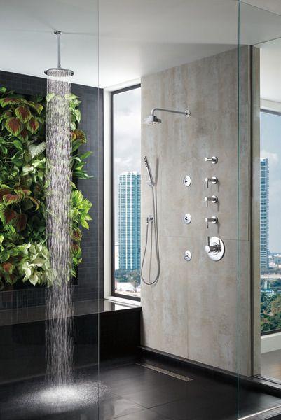Ceiling Mount Raincan Showerhead 2 0 Gpm 81375 Pc Eco Brizo Bath Brizo Bathroom Renovation Cost Bathtub Enclosures Zen Bathroom