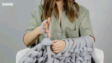#fashion  #tejido  #punto  #crochet  #manualidades  #art  #creative  #world #Aprende #como #hacer  Aprende como hacer manta de tejido paso a paso