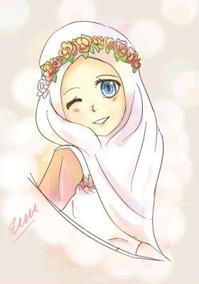 خلفيات بنات محجبات صور محجبات بنات محجبات كرتون خلفيات للهاتف خلفيات للايفون خلفيات للاندرويد خلفيات بنات خلف Anime Muslim Islamic Cartoon Hijab Cartoon