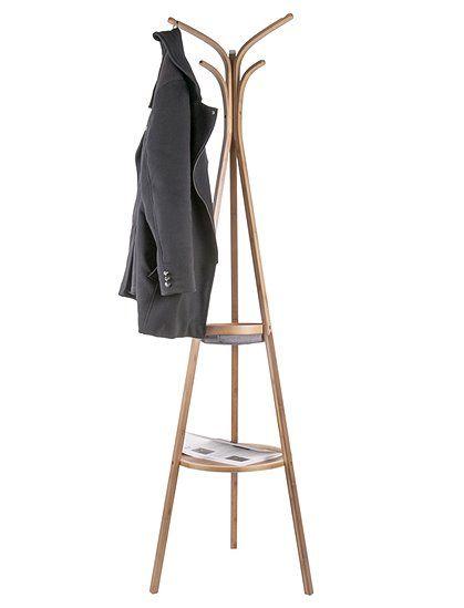 Garderobensta Nder Aus Holz Holz Garderobe Stander Und Auto Mobel