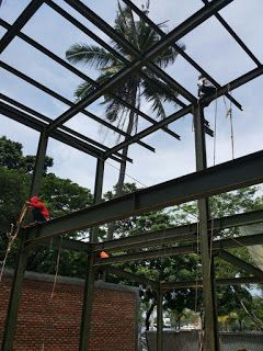 Atap Baja Ringan Ciledug Alamat Jl Raya No 53 Petukangan Jakarta Selatan Kami