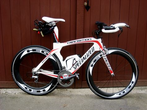 Specialized Transition TT Bike