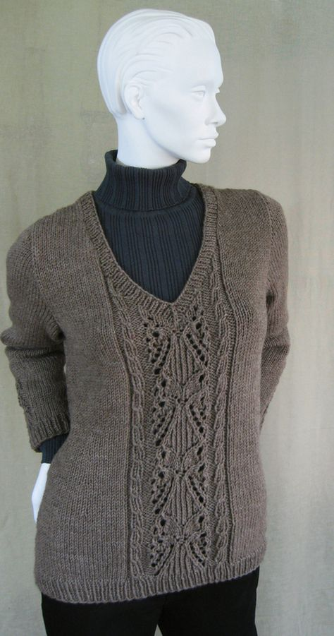 Patternfish The Online Pattern Store Aran Pullover Pattern