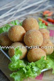 Diah Didi S Kitchen Resep Bitterballen Lembyutttt Makanan Dan Minuman Resep Masakan Resep