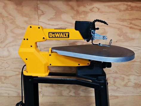 For woodworkers looking for precision in detailed work, turn to a Scroll Saw for ideal control. DeWalt offers a Scroll saw with high-quality features and a mid-price point, make it worth a look. Find all the details in the Dewalt Scroll Saw Review.