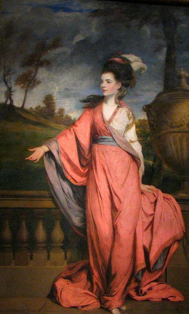 ohdarlingdankeschoen:  'Jane, Countess Of Harrington' Sir Joshua Reynolds, 1778 by Öpheliä on Flickr.
