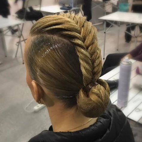 33 Ideas Ballroom Dancing Competition Dancers In 2020 Dance Hairstyles Dancer Hairstyles Competition Hair