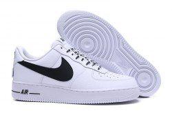 70746240929d6c Unisex Nike Air Force 1 07 Lv8 NBA Pack White Black 823511 103 Men s Women s  Basketball Shoes