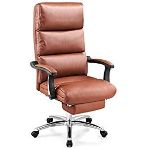 Ticova Executive Office Chair High Back Pu Leather Office Chair