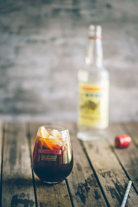 The Bold Greek An Ouzo And Coffee Cocktail Recipe Coffee Cocktails Cocktails Fun Drinks