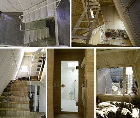 Tiny House Interior Layout