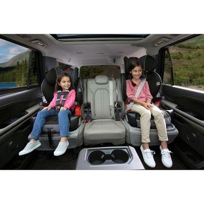 Britax Frontier Clichtight Harness 2 Booster Car Seat Vibe Best Baby Car Seats Car Seats Best Booster Seats