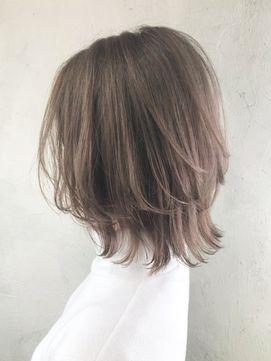 2019年夏 Rejouir 3dカラー 大人ボブ リジェール 高辻店のヘアスタイル Biglobeヘアスタイル ヘアスタイル ヘアアレンジ 髪 色