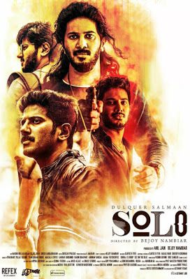 Solo (2017) Malayalam Movie 720p DVDRip x264 With Bangla