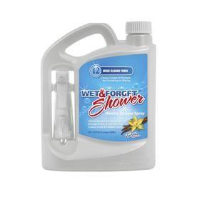 Wet And Forget 64 Fl Oz Shower Bathtub Cleaner 801064 Shower