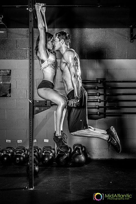 Fitness motivation fit couples
