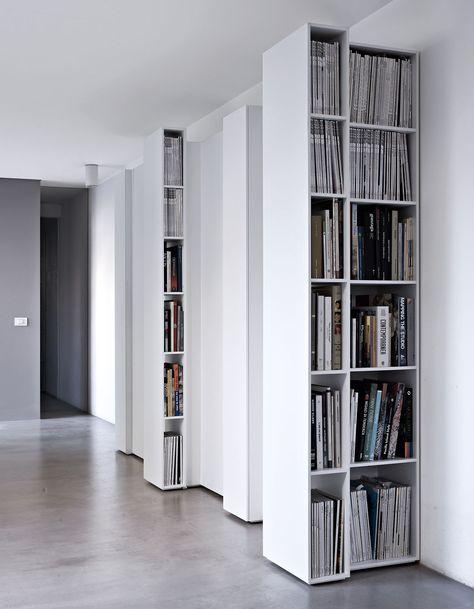 Aufbewahrungssystem - Pari Dispari von Presotto | Wohnzimmer ...