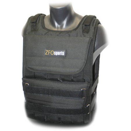 Sports & Outdoors Weighted vest, Adjustable weights