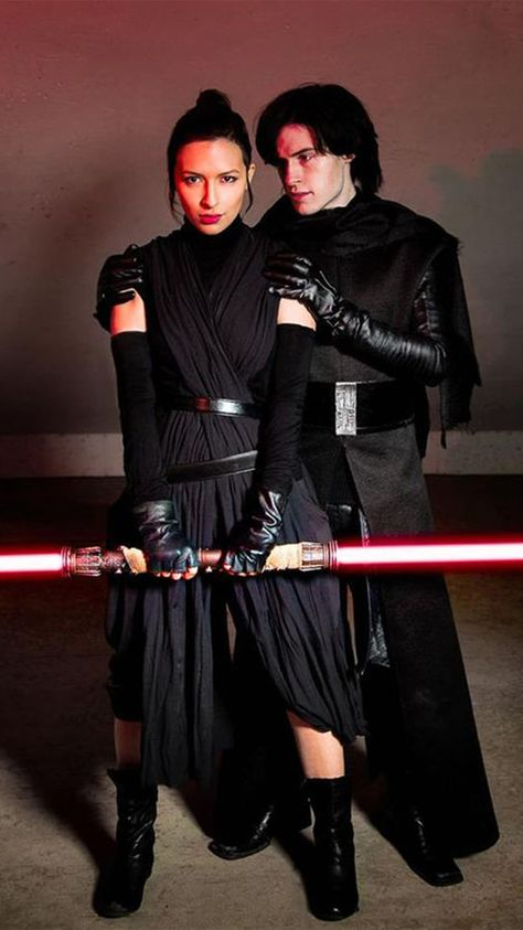 Star Wars Characters Inspired Looks