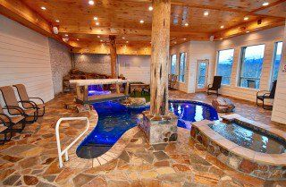 Pigeon Forge Cabins Northstar Mountain Lodge Mountain Lodge Hot Tub Outdoor Lodge