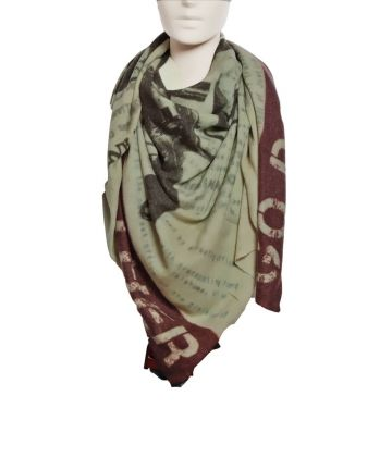 18 best Scarves Foulards images on Pinterest   Furs, Head scarfs and Scarfs 198105d378a