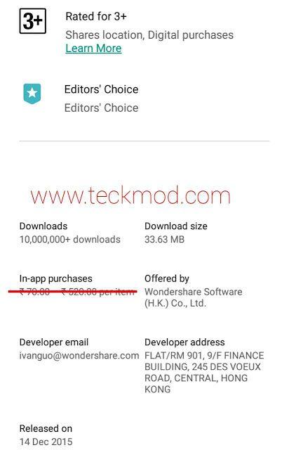Flimorago Video Editor Pro Mod Apk Free Download No Watermark