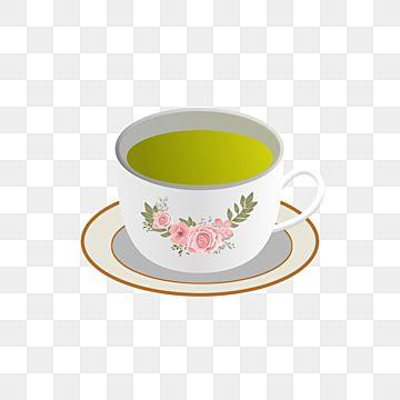 Green Tea In A Pretty Cup Hijau Minuman Teh Hijau Png Transparent Image And Clipart For Free Download Pretty Cups Green Tea Cups Tea Illustration