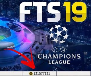 FTS19 UEFA Champions League First Touch Soccer 2019 UEFA