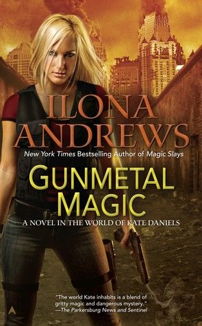 Between dreams and reality | Gunmetal Magic d'Ilona Andrews (VO)
