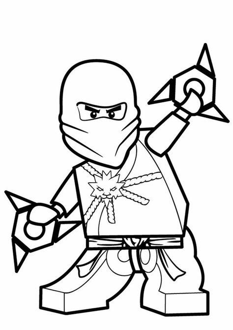 20 ninjago bastelnideen  ninjago malvorlage ninjago