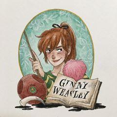 Ginny 2 0 Es Ist Im Grunde Das Gleiche Aber Ich Bin Jetzt Mit Dem Gesicht Zufrieden Und Ich Harry Potter Zeichnungen Harry Potter Anime Fanart Harry Potter