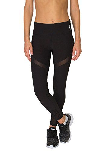 RBX Active Womens Printed Full Length Workout Leggings