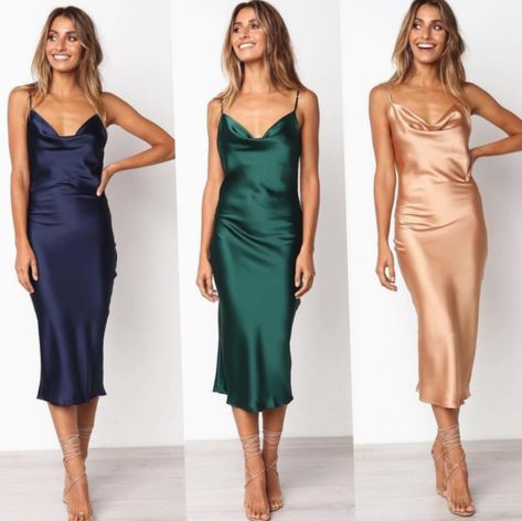 ✔ Dress Outfits Party Green #aww #want #goals