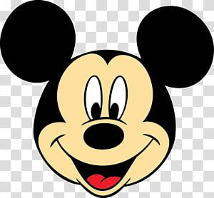 Mickey Mouse Face Illustration Mickey Mouse Minnie Mouse Mickey Transparent Background Png Cl Mickey Mouse Drawings Minnie Mouse Silhouette Mickey Mouse Png