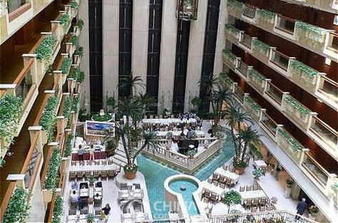 The Royal Garden Kowloon Hongkong October 11 Places I Stayed And Planned Pinterest Gardens O Jays