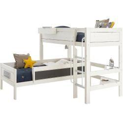Halbhochbetten Halbhohe Betten Bett Ideen Bett Und Kinderbett