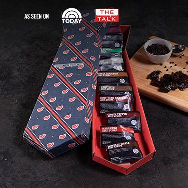 Jerky Tie Box