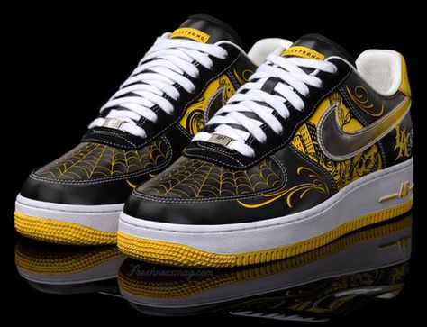 promo code 7f275 1427a Live Strong Air Force 1s I designed