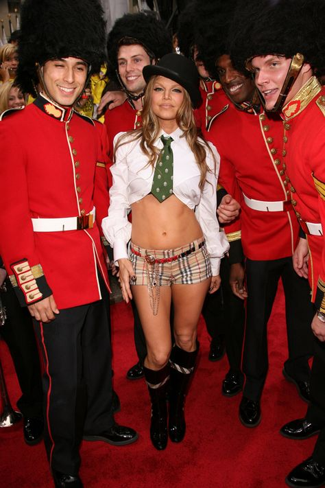 Fergie at the 2006 MTV Video Music Awards: The VMAs' fashion has been as memorable as the people at it. See all the wildest looks.over its history.