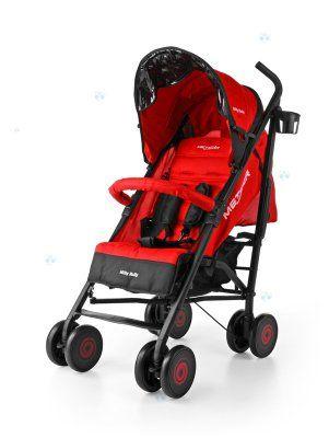 Wozek Spacerowy Meteor Czerwony B1 Baby Strollers Stroller Baby