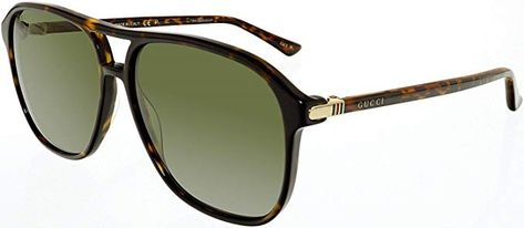 93e26c0d326 Gucci 0016S 007 Havana 0016S Round Sunglasses Polarised Lens Category 3 Size  58 Review