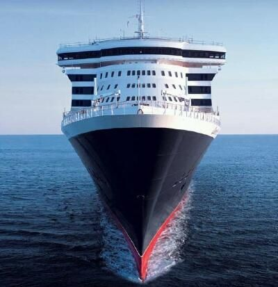 Queen Mary 2 transatlantic. Who wouldn't want to go to a ball at sea!