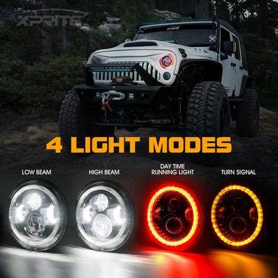 Shop Jeep Wrangler Lighting Parts Xprite Usa Jeep Wrangler